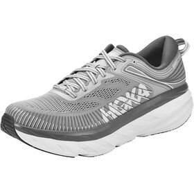 Hoka One One Bondi 7 Shoes Men, wild dove/dark shadow